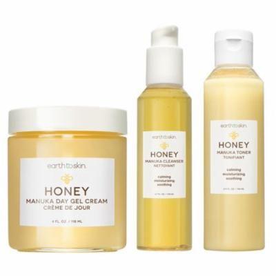 Earth to Skin Manuka Honey Skincare Set