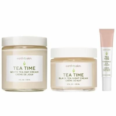 Earth to Skin Tea Time Skincare Set