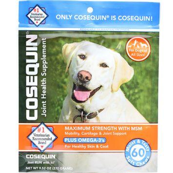 Cosequin Soft Chews Maximum Strength with MSM