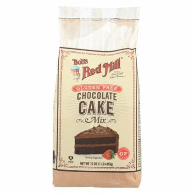 Bob's Red Mill - Gluten Free Chocolate Cake Mix - 16 oz - Case of 4