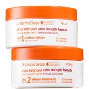 Dr. Dennis Gross Alpha Beta Peel - Extra Strength Formula (For Normal / Less Sensitive Skin; Jar) - 30 Treatments
