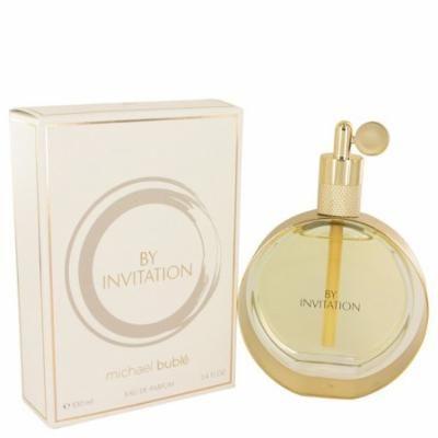 (pack 3) Eau De Parfum Spray 3.4 oz By Invitation by Michael Buble