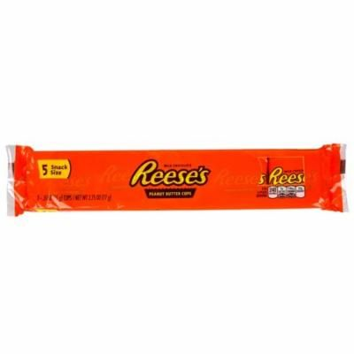 Reese's Milk Chocolate Peanut Butter Cups, 5-ct. Packs