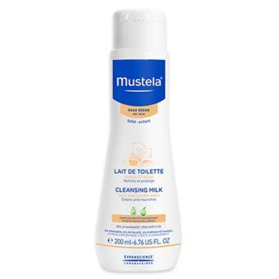Mustela® Cleansing Milk for Dry Skin