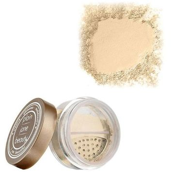 Plain Jane Beauty 232022 I Am Vibrant 3 Get Loose Powder Foundation