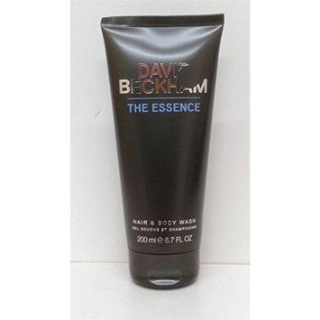 David Beckham The Essence Hair & Body Wash TRIPLE PACK 3x200ml/6.7 fl oz by Beckham