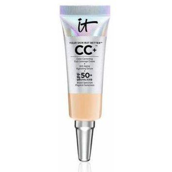 It Cosmetics Your Skin But Better Cc Cream Spf 50+ Fair 4ml Full Coverage Ipsy