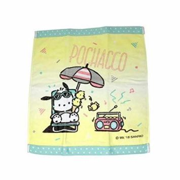 Pochacco Sanrio Hand Towel Japan Special Collection