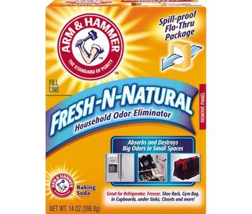 Arm & Hammer™ Fresh‐n‐Natural Odor Absorber