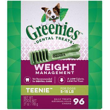 Greenies Weight Management Dental  Treats