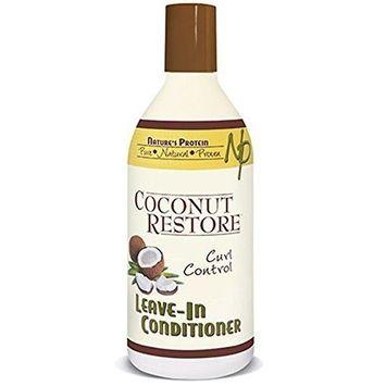 Nature's Protein Coconut Restore Leave In Conditioner, 13 Ounce