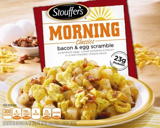 Stouffer's Bacon & Egg Scramble