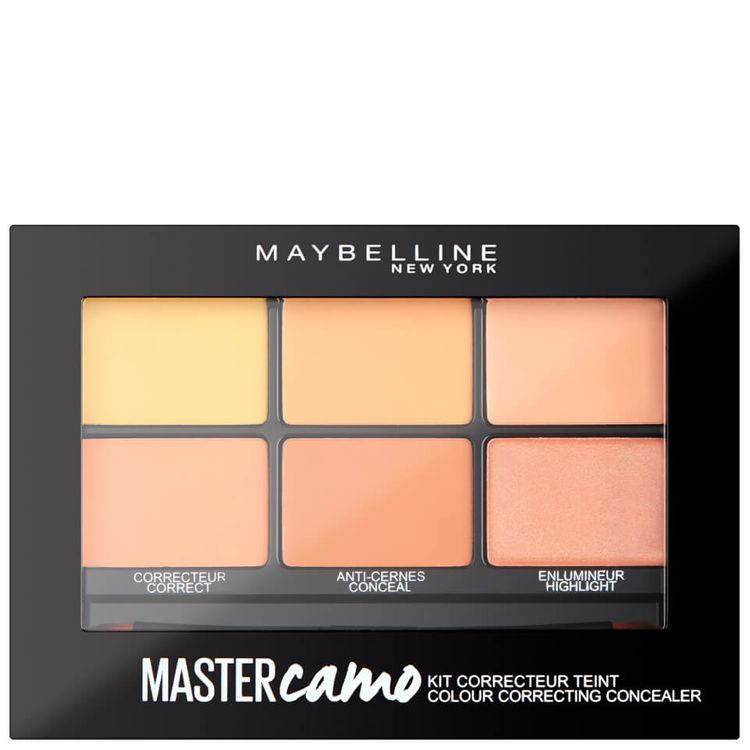 Maybelline Master Camo Colour Correcting Concealer Kit Medium 6g. Free Delivery