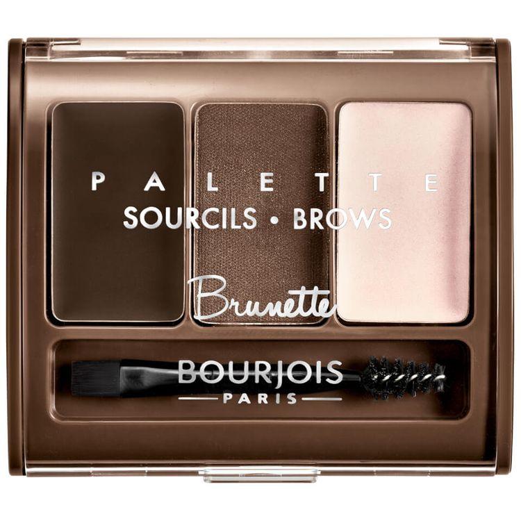 Bourjois Sourcils Brow Shadow Palette - Brunette 4.5g