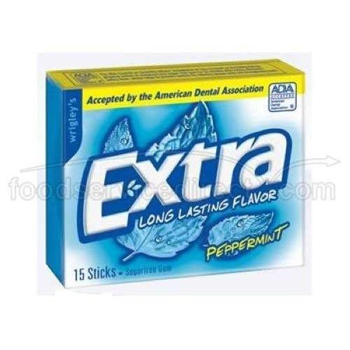 Wrigley's Extra Peppermint Gum