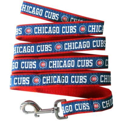 Pets First MLB Chicago Cubs Pet Leash