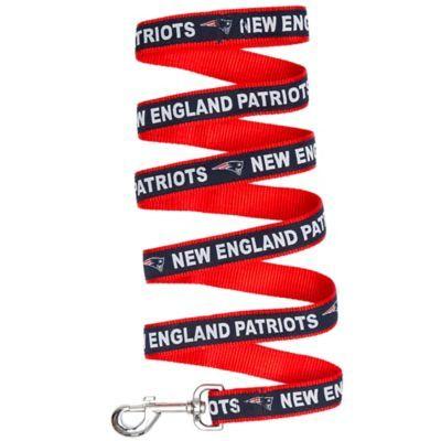 Pets First NFL New England Patriots Pet Leash, Large