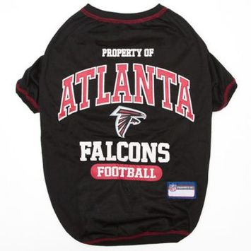 Pets First Atlanta Falcons NFL Team Tee size: X Large