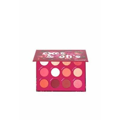 Colourpop Exe's & Oh's Eyeshadow Palette 12 Shades Bnib 100% Authentic