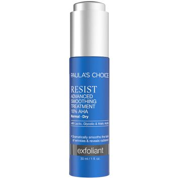 Paula's Choice Resist Anti-Aging Advanced Smoothing Treatment AHA Full size Normal SkinAnti-Ageing