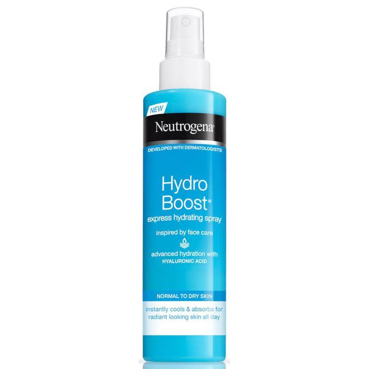 2x Neutrogena Hydro Boost Express Hydrating Spray 6.7oz/200 ml Ea NW USA U get 2