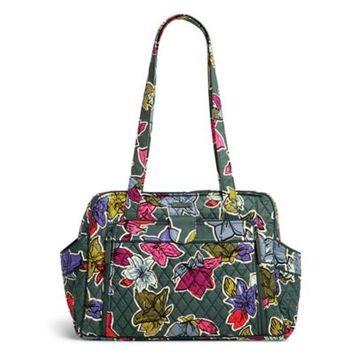 Vera Bradley - Stroll Around Baby Bag (Falling Flowers) Diaper Bags