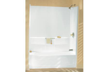 Sterling 103125 Sterling Vikrell Performa Wall Kit White