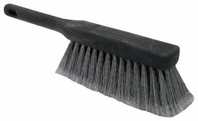 Quickie Mfg 408 Bench Brush Molded With Handle - 14 in.