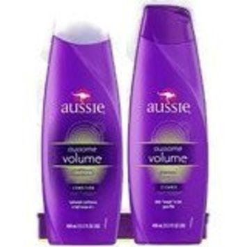 Aussie Aussome Volume Shampoo and ConditionerSet 13.5 oz Bottles