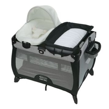 Graco Pack 'n Play® Quick Connect™ Playard with Portable Seat