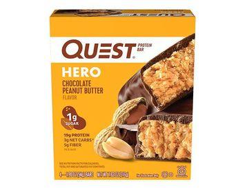 Quest Hero Bars - Chocolate Peanut Butter
