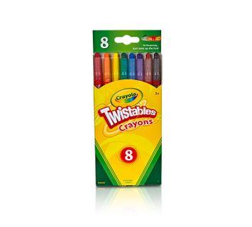 Crayola Twistable Crayons 8 ct.