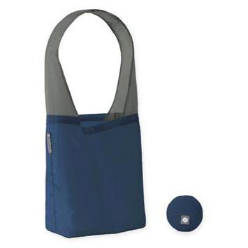 Flip & Tumble Flip Bag 24-7 Solid Reusable Shopping Bag in Navy