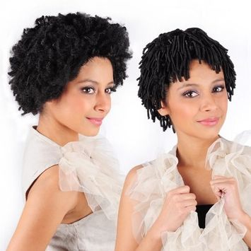 Harlem 125 Synthetic Hair Wig BW-001 (1)