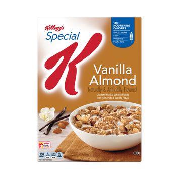 Special K Vanilla-Almond Granola Cereal - 14-oz - Kellogg's