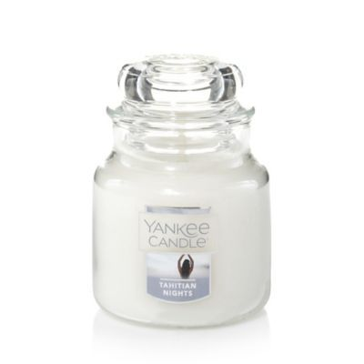 Yankee Candle® Tahitian Nights Scented Small Classic Candle