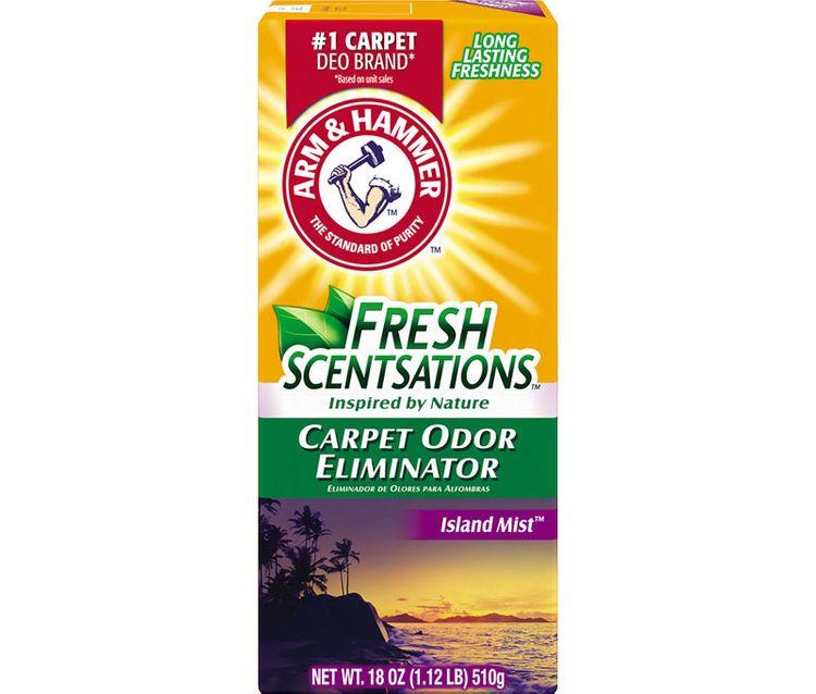 ARM & HAMMER™ Fresh Scentsations™ Carpet Odor Eliminator, Island Mist