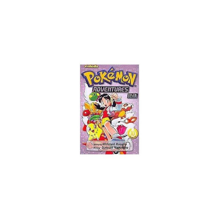 Pokemon Adventures 10 (Paperback) (Hidenori Kusaka)