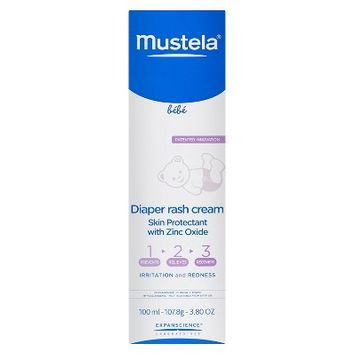 Mustela® Diaper Rash Cream 123