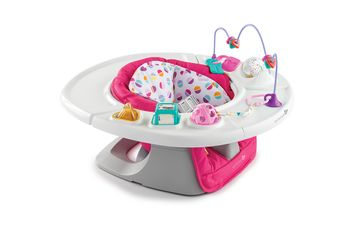 4-in-1 SuperSeat (pink)