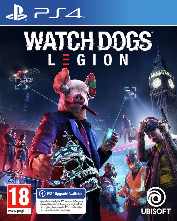 Id1398z - Watch Dogs Legion / - Ps4 -