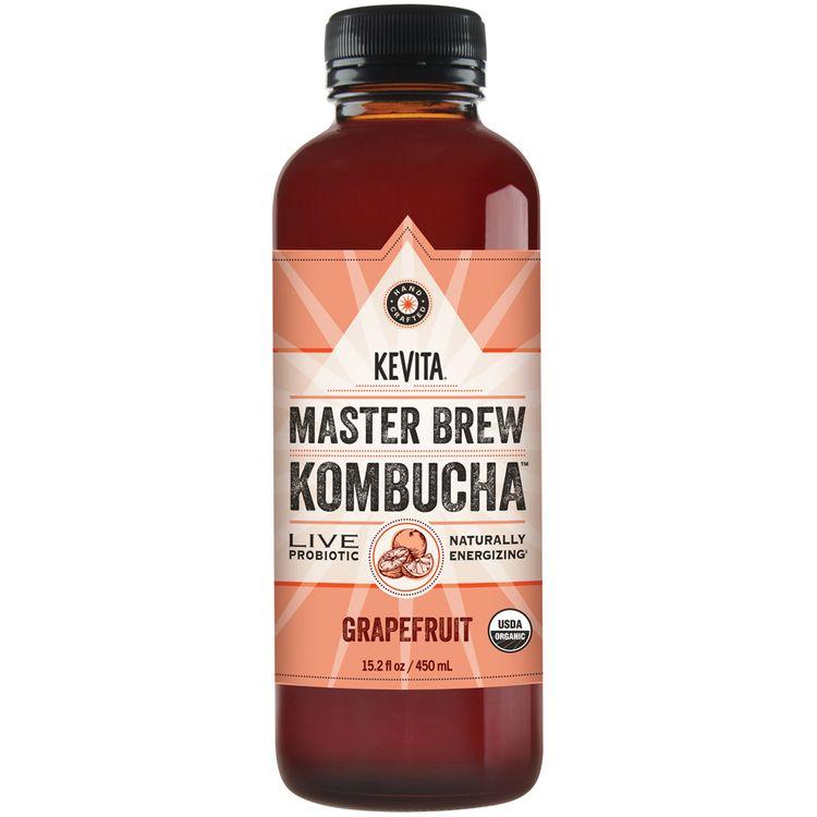Kevita® Master Brew Kombucha™ Grapefruit Live Probiotic Drink