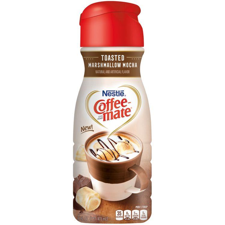 Coffeemate Liquid Toasted Marshmallow Mocha