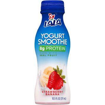 LaLa® Yogurt Smoothie Strawberry Banana