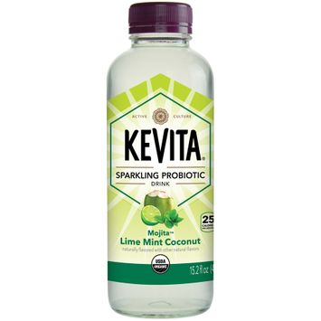 Kevita® Mojita™ Lime Mint Coconut Sparkling Probiotic Drink
