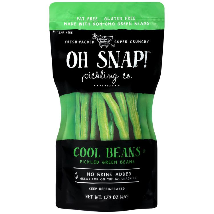 Oh Snap!™ Pickling co Cool Beans Pickled Green Beans