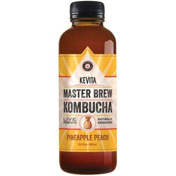 Kevita® Master Brew Kombucha™ Pineapple Peach Live Probiotic Drink