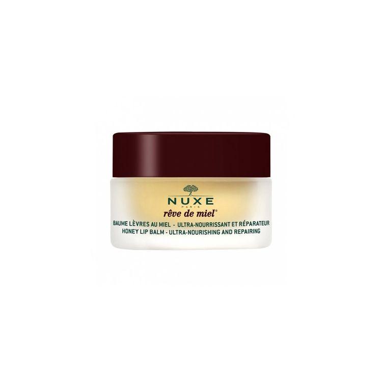 Nuxe Reve De Miel Ultra Nourishing Lip Balm 15g Make Up & Cosmetics
