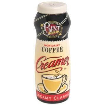 Best Yet Coffee Creamer, Non-Dairy, Creamy Classic, 16 oz (1 lb) 454 g