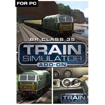 Dovetail Games Train Simulator Add-On - BR Class 35 (PC)(Digital Download)